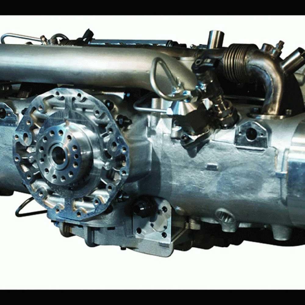 موتور OPOC دریایی